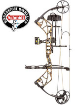 "Fred Bear Compound-Bogen-Set ""White Tail - Legend RTH"" - Camo"