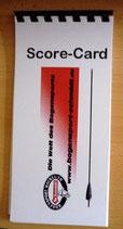 Score-Card - Block BS