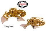 Leather Spannschnur Longbow