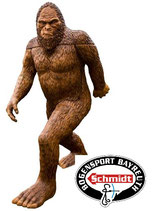 Bigfoot Sasquatch Rh