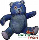 "Natur Foam ""Bluebear Perso"" Teddy"
