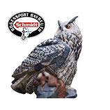 "Natur Foam ""Uhu mit Beute"" Eagle-Owl"
