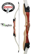 "Recurvebogen Ragim Wildcat Plus - Hunter 62"" und 64"""