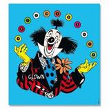 Scheibenauflage Clown BF