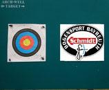 Archwell Target mit 40cm Wechselkern