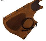 Kombi Handschutz/Armschutz Cognac BYB