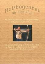 DVD Holzbogenbau für Einsteiger