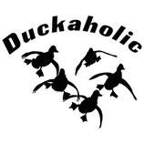 Aufkleber Duckaholic BF 33