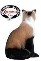 Wildlife - Sitzender Fuchs