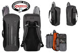 Bogenrucksack Easton DeLuxe Charcoal