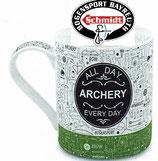 Kaffeetasse Archery