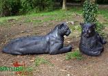 """Natur Foam """"Panthère noire"""" Panther"""
