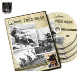 DVD Fred Bear-Collection - 4 DVD`s