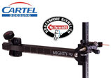 Visier Cartel Mighty Carbon VQ Black