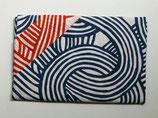 Furoshiki réversible 104 cm x 104 cm