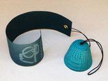 Mini cloche Iwachu turquoise
