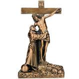 Saint François - Bronze