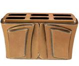 """Vasque série """"Pergamino"""" - Bronze"""