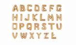 Alphabet : 2,5 cm