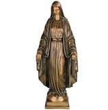 Vierge Marie - Bronze