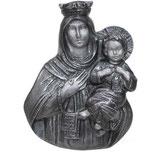 Vierge du Mont-Carmel - Argentée