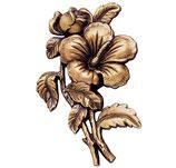 Pensée - Bronze - Ref : 1344