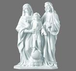 La Sainte Famille - Marbre