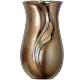 "Vase série ""Avantgarde"" - Bronze"