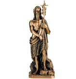 Saint Jean - Bronze