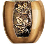 "Vasque série ""Alma"" - Bronze"