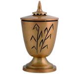 """Encensoir série """"Espigas"""" - Bronze"""