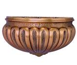 "Vasque série ""Gallones"" - Bronze"