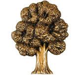 Chêne vert - Bronze - Ref : 1940