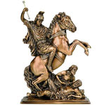Saint Georges - Bronze