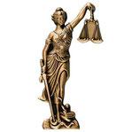 Justice - Bronze - Ref : 1820
