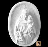 Saint Antoine - Bronze