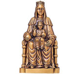 Notre Dame de Montserrat - Bronze