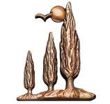 Cyprès - Bronze - Ref : 1982