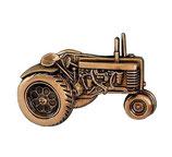 Tracteur - Bronze - Ref : 1945