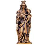 Notre Dame du Rosaire - Bronze