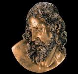 Tête du Christ - Bronze