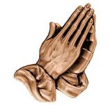 Main gauche - Bronze