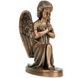 Ange gauche - Bronze