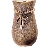 "Vase série ""Marisa"" - Bronze"
