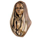 Vierge fille - Bronze