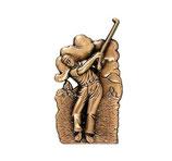 Golfeur - Bronze - Ref : 1946