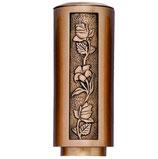 Vase cylindrique - Bronze