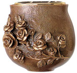 """Vasque série """"Maryrose"""" - Bronze"""
