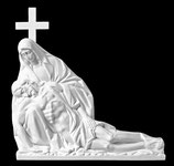 La Miséricorde - Marbre