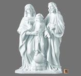 La Sainte Famille - Bronze